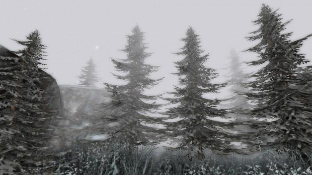 Permafrost Mountain - Czech Translation