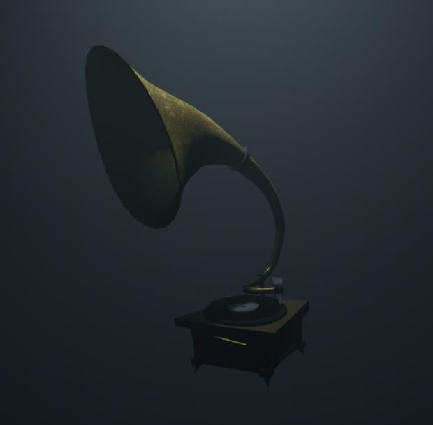 Stal Gramophone 2