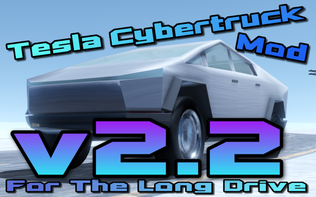 Tesla Cybertruck Mod V2.2 (for v20191227b)