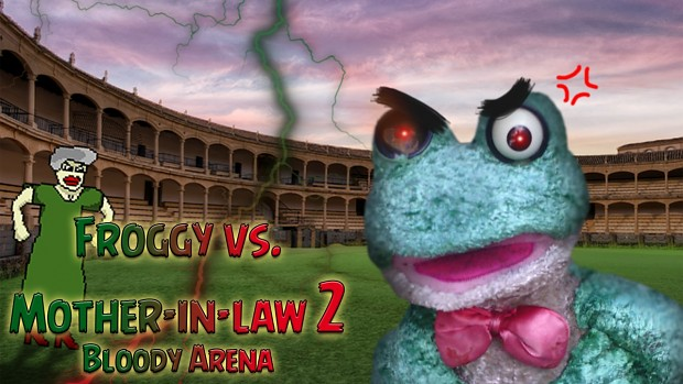 froggy vs mother in law 2