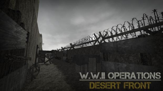 W.W.II Operations: Desert Front 1.3 Setup