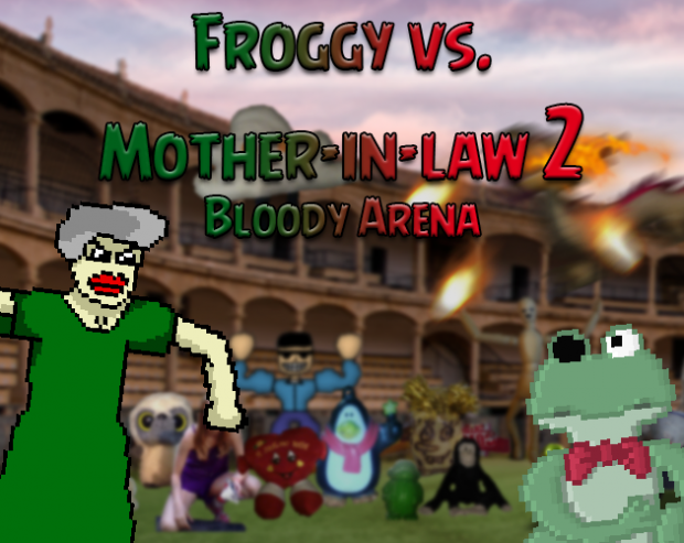 froggy vs mother in law 2 v3 0 18 source code