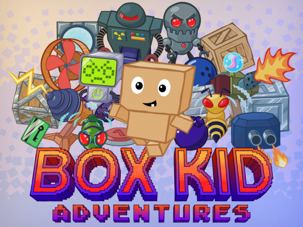 Box Kid Adventures - DEMO 1.0.1