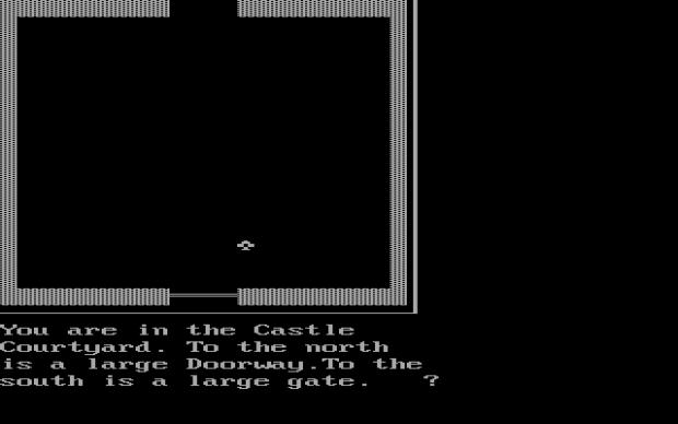 Castle Adventure map editor