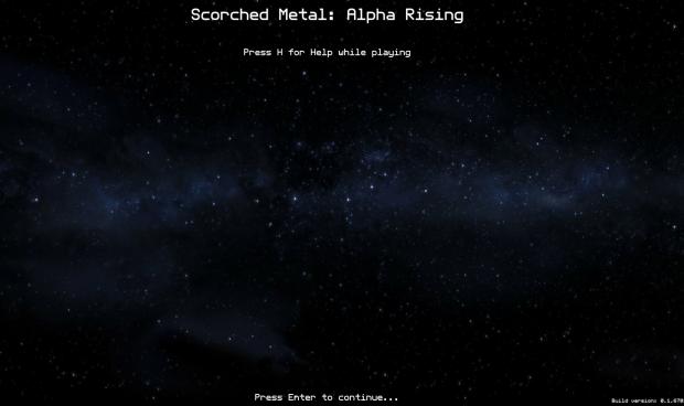 Alpha Rising demo (v0.1.7340.30876)