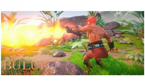 Burn down a village in this Aztec/Mayan themed Action-RPG