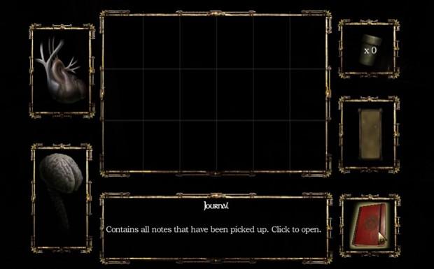 MFP inventory GUI