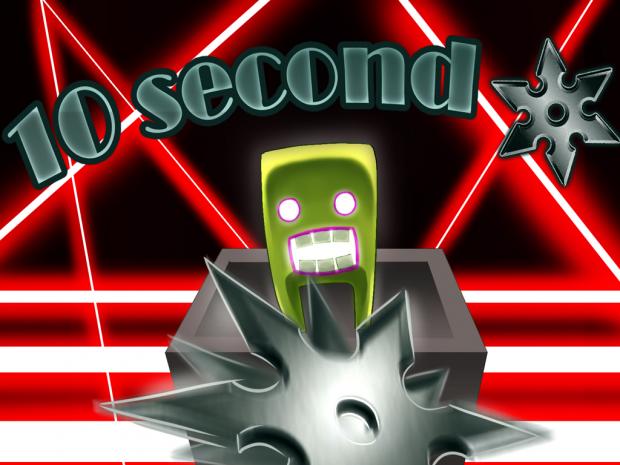 10 Second Shuriken Demo