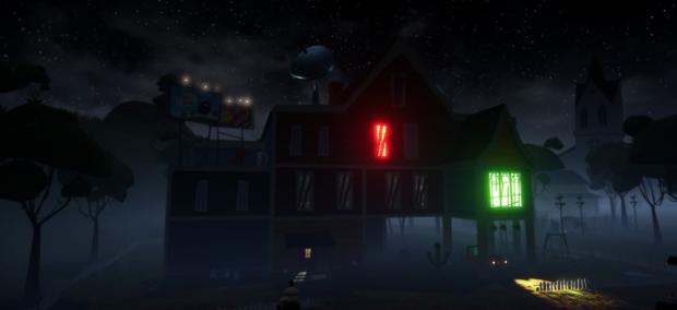 Update of Neighbor house