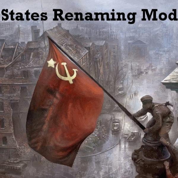 States Renaming Mod V1.1