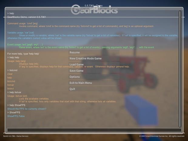GearBlocks Demo 0.5.7362 Win32