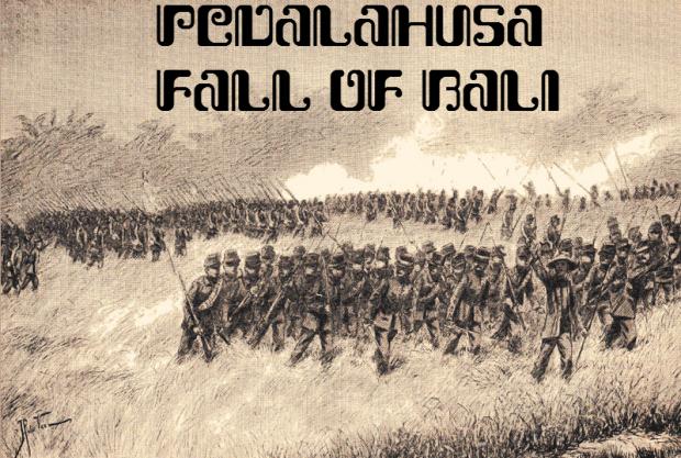 Pedalahusa Fall of Bali Demo