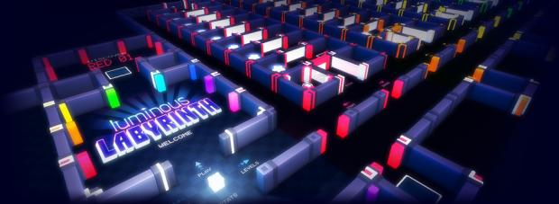 Luminous Labyrinth Demo Windows v0.1.02