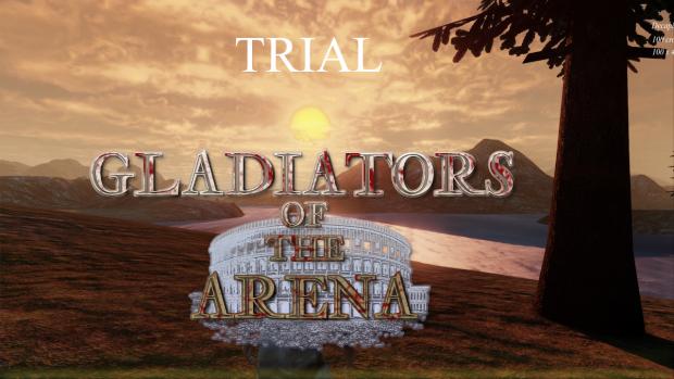 Gladiators of the arena 0.9 trial version