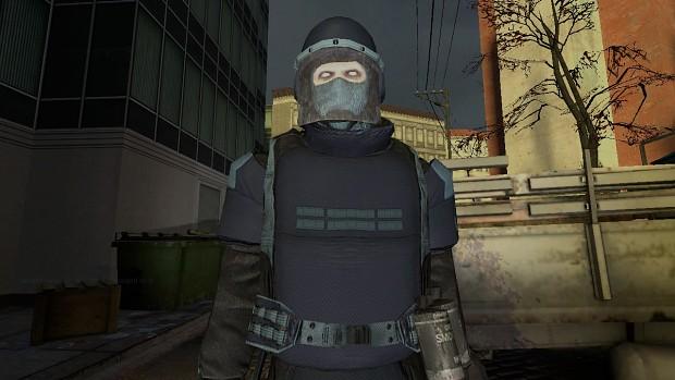 Combine Proto Prison Guard NPCs (GMOD 13)