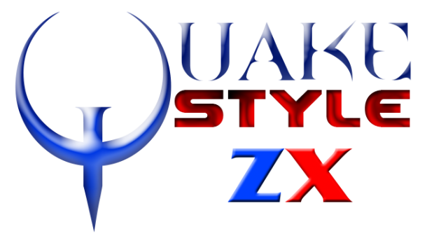 """QuakeStyle ZX v8.0- """"Not a Sinclair Product"""""""