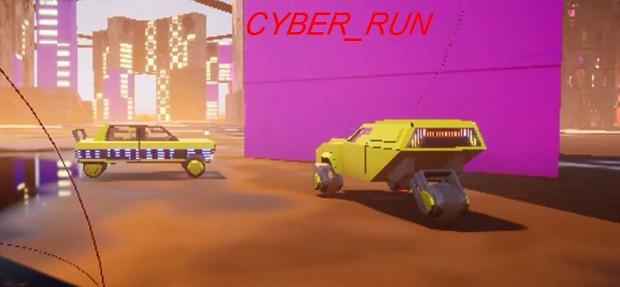 CYBER RUN