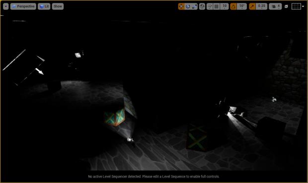Secrets Below Pre Alpha Floor A demo1