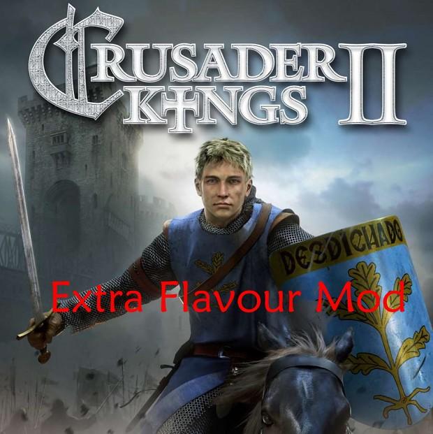 Extra Flavour Mod v1.0