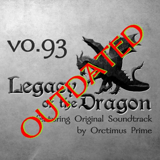 Legacy of the Dragon 0.93 (OST Edition)