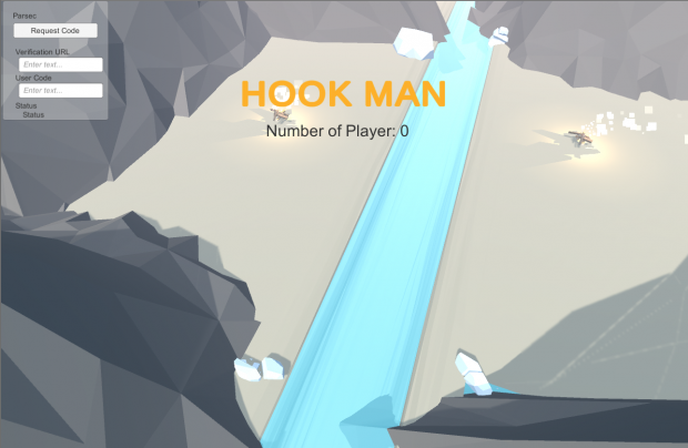 student game project : hookman alpha build