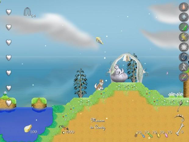 Candy World Adventures V v13.27