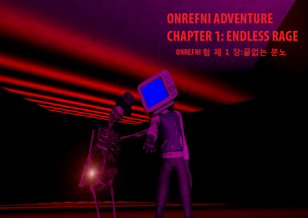 Onrefni Adventure - Chapter 1