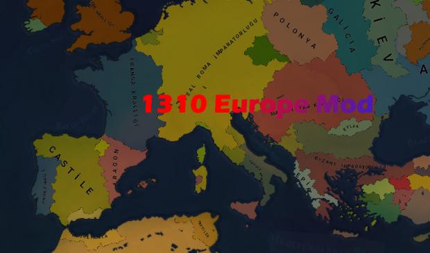 1310 Europe Mod