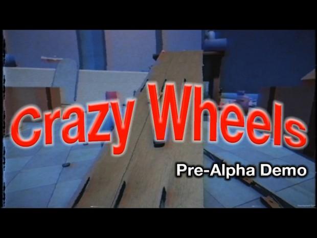 PreAlpha Demo - Windows