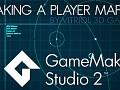 GameMaker Studio 2 - Player Map/Mini-map Example