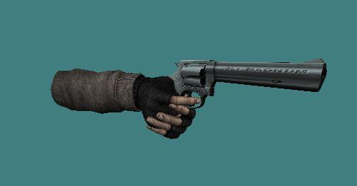 New revolver