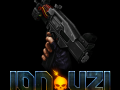 Ion Uzi (Final version + Voxel model)