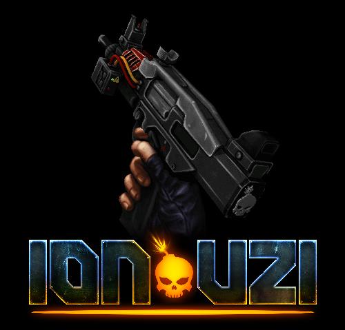 Ion Uzi (Final version + Voxel model)