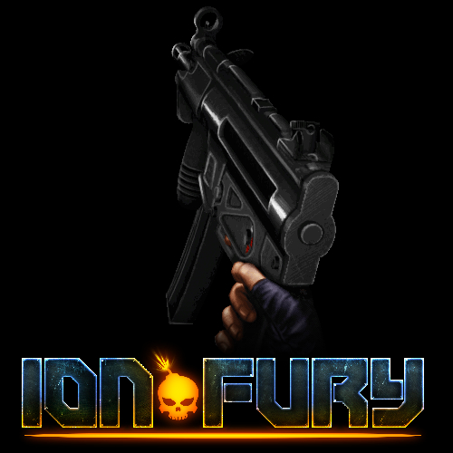 MP5K for Ion Fury