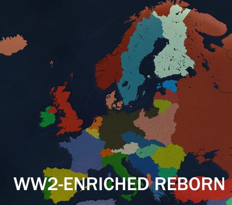 WW2 Enriched Reborn (4.0) (OLD)
