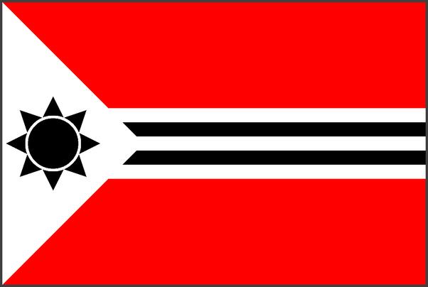 Better Indonesia Flag