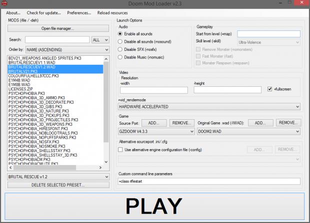 Doom Mod Loader v2.3 (Old)