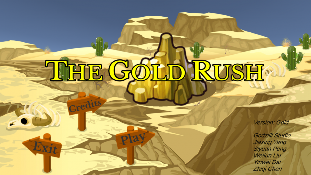 The Gold Rush Gold