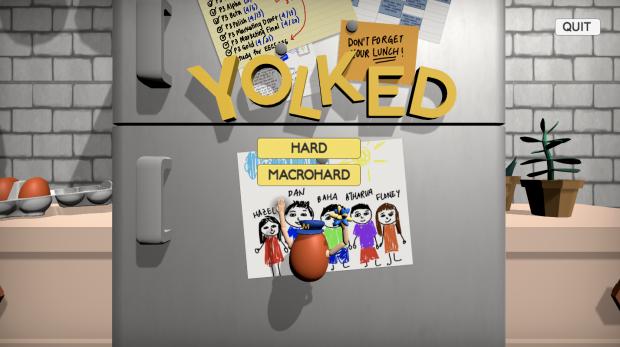 Yolked! Gold