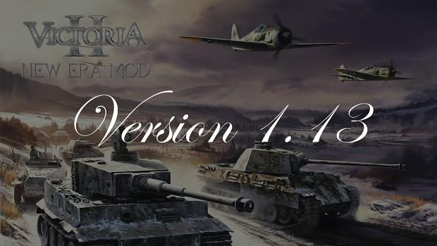 New Era Mod - Version 1.13