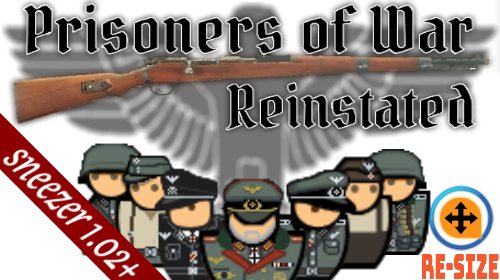 [OUTDATED] Prisoners of War - Reinstated - Stable Revision 2.5