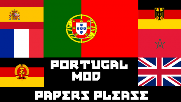 Papers Please Portugal Mod
