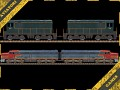Twin Locomotive Units