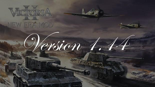 New Era Mod - Version 1.14