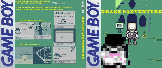 Drake's Adventure Demo 4 Eng GB Rom
