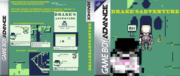 Drake's Adventure Demo 4 ITA GBA Rom