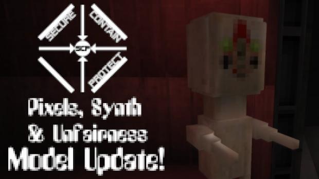 SCP: Containment Breach | Pixels, Synth & Unfairness v1.6.0
