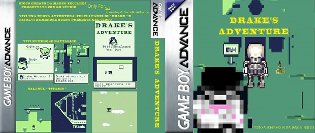 Drake's Adventure Demo 5 Eng GBA Rom