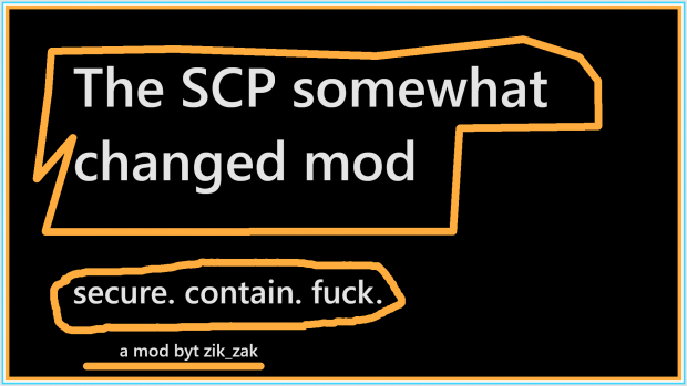 the somewhat changed mod files