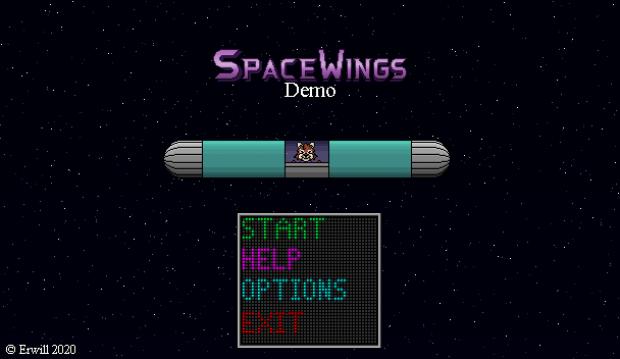 SpaceWings - Demo